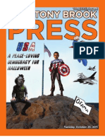 The Stony Brook Press - Volume 33, Issue 4