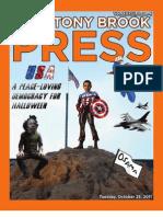 The Stony Brook Press - Volume 33, Issue 4