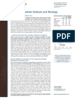 Emerging Markets Outlook and Strategy