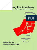 Undressing the Academy, or, The Student Handjob