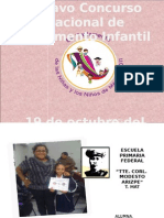 8vo to Infantil 2011 Presentacion