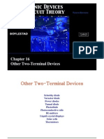 Electronic Devices and Circuit Theory 10th Ed. Boylestad - Chapter 16
