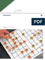 Finnair Financial Report 2010[1]