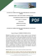 Analise Comercio de Pescado Entre Brasil e EUA