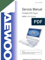 DPC 7100 DVD Daewoo
