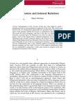 McGuinn-Wittgenstein and Internal Relation