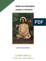 Swami Prabhavananda O Sermao Da Montanha Segundo O Vedanta
