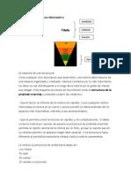 Estructura de Una Nota Informativa