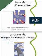 Os Livros Da Margarida - Uma Escolha