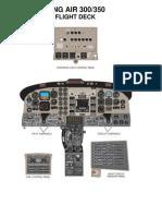 King Air 00-0-Flight Deck