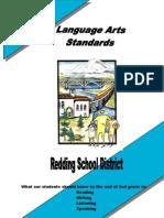 Language Arts Standards Grade 2