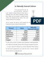 aCDN Calcium Mineral Comp
