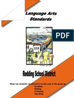 Language Arts Standards Grade 5