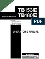TB153FR Operators Manual