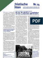 antifaschistische nachrichten 2009 #14
