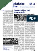 antifaschistische nachrichten 2009 #18