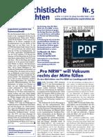 antifaschistische nachrichten 2010 #05