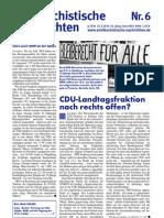 antifaschistische nachrichten 2010 #06