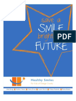 Healthy Smiles Campaign Book