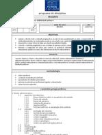 Programa D ADM