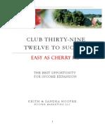 Club 39 Cherry