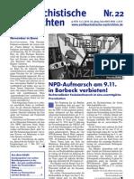 antifaschistische nachrichten 2010 #22