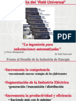 Rel%e9s General Electric Serie UR (Resumen)