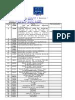 Cronograma de Aulas. Dir Civil IV.2007.2