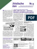 antifaschistische nachrichten 2011 #09