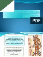 OSTEOGENESIS INPERFECTA PRESEN