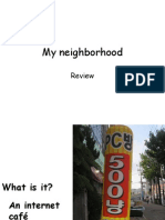 My Neighborhood Review