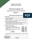 AERONÁUTICA prova_21