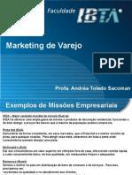 Marketing de Varejo Parte 1