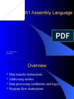 Copy of the 8051 Assembly Language