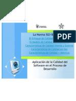 3 U1 to ISO 9126