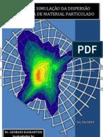 Modelagem e Simulação da Dispersão Atmosférica