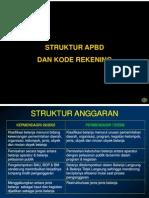 A. Paparan - Struktur Apbd & Kodrek