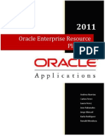 JD Edwards Enterprise One de Oracle
