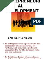 Enterprneurship