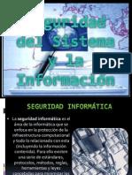 Seguridad del Sistema y la Información