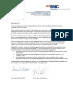 AusSMC Five Year Evaluation - Final Report