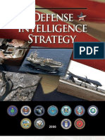 DOD-Defense Intell Strategy 080501
