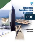 Aditivos Concreto Master Build
