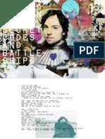 Digital Booklet - Secret Codes and B