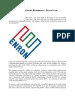 Corporate Governance Case Study | Board Of Directors