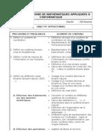 Objectifs Module 3