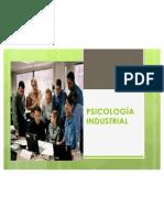 Psicologa Industrial