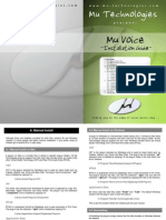 MuVoice_InstallationGuide