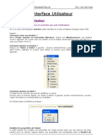 VB.NET INTERFACE UTILISATEUR