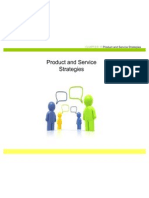 Product and Service Strategies - Edited